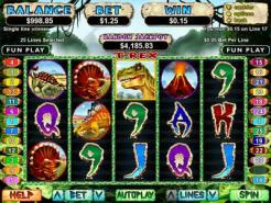 Play T-Rex Slots now!